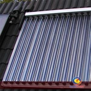 aquecimento solar hibrido